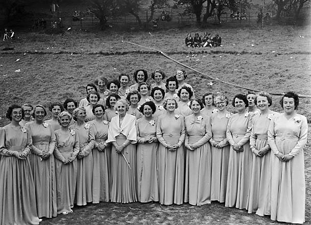 [Llangollen International Musical Eisteddfod 1950]