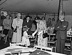 [Church Fête at Llandysilio]