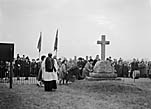 [A Service of Remembrance held at Maesbury]