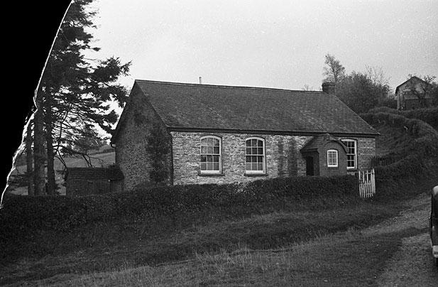 [Centenary of Bethesda Presbyterian Chapel, Llandyssil, Montgomeryshire]