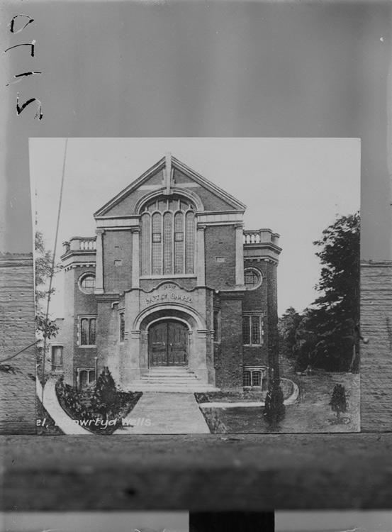 [Baptist chapel, Llanwrtyd Wells]