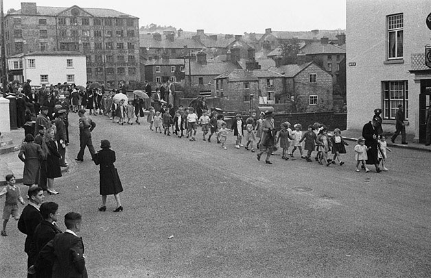 [Annual Sunday Schools procession at Newtown]