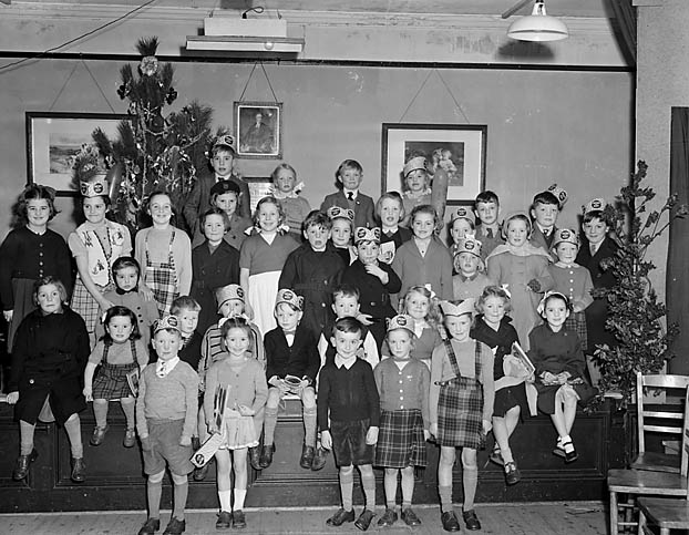 [Whitchurch Sunday School children's party]