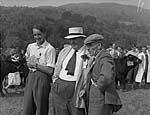 [Merioneth Agricultural Show in Dolgellau]