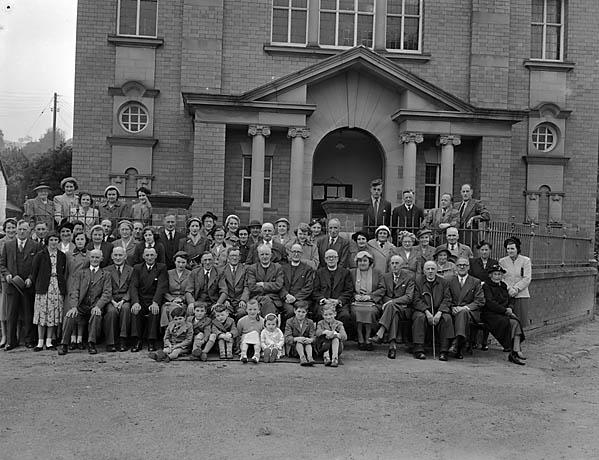 [Jubilee of Llanfyllin Welsh Methodist Chapel]
