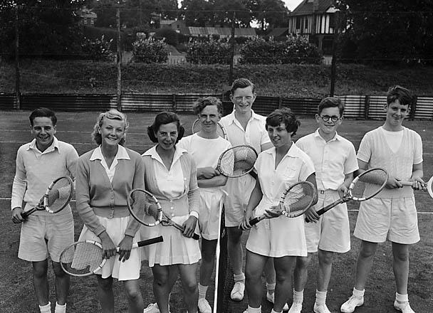 [Shropshire Junior Amateur Lawn Tennis Finals]