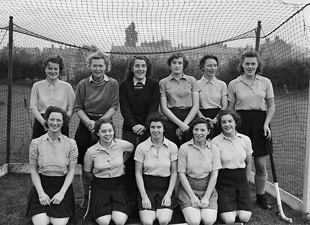 [Shrewsbury Ladies' Hockey Team]