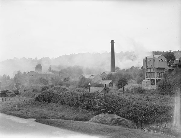 [Steetley Lime Quarries, Llanyblodwel]