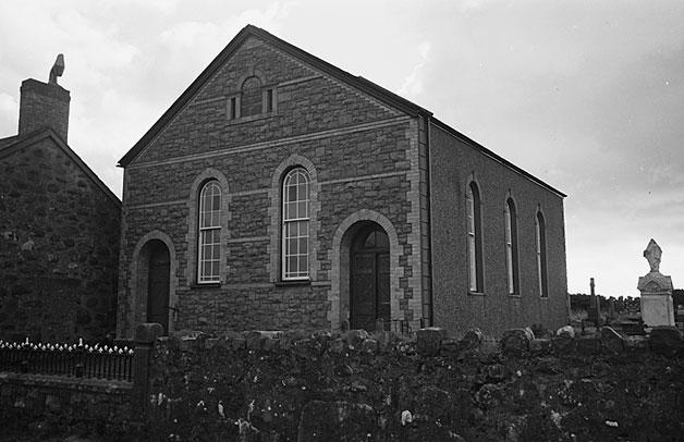 [Capel Helyg, Eifionydd, established c.1675]