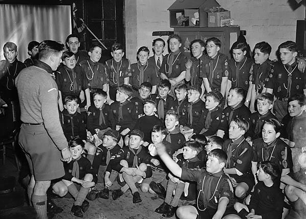 [St Giles, Shrewsbury, Scout Troop]
