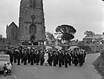 [St Martin's Church carnival and St John Ambulance parade]