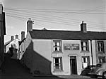 [Drovers' Arms, Cefncoedycymer, and house threatened by new A465 Heads of the Valleys road]