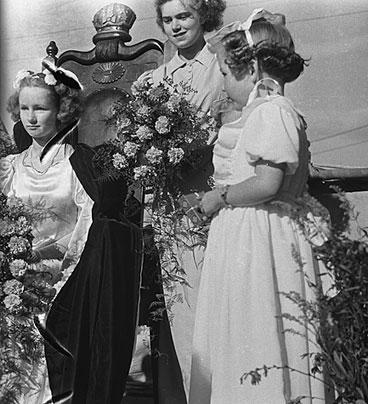 [Brymbo Carnival, 1948]