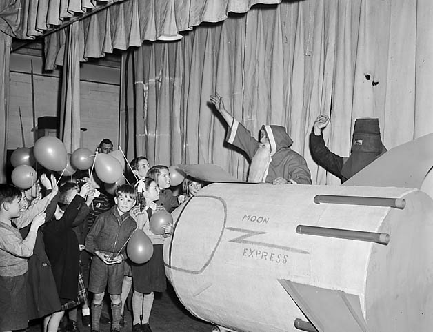 [Sentinel children's party, Shrewsbury]