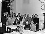[Ellesmere Congregationalists' party at Ellesmere House]