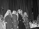 [The Nativity Play at Penrhyndeudraeth Primary School]