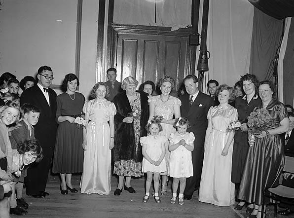 [Bromyard Club, Ellesmere, when Sidney Thompson visited]