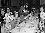 [Madras School's Christmas party, Penley]