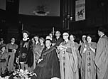 [Lewis's Department Store's Eisteddfod, in the Central Hall, Liverpool]