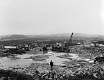 [Preparing the site for the new Nuclear Power Station at Trawsfynydd]