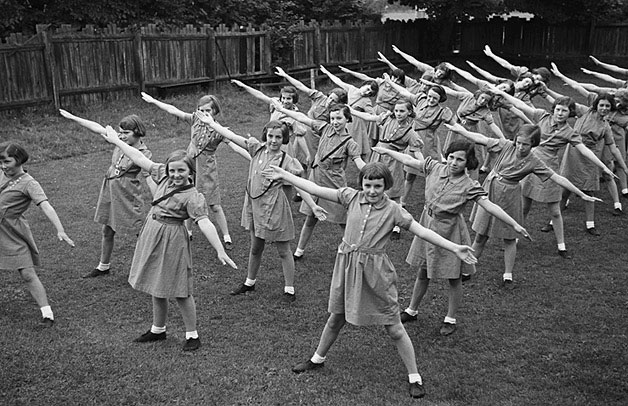 [Welshpool Girls' County School]
