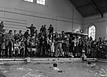 [Oswestry Baths swimming gala]