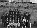 [Caernarfon Grammar School Prize-giving day]