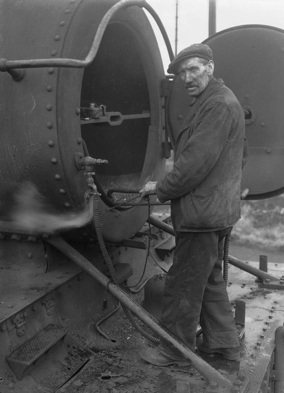 [Railway Engine sheds at Croesnewydd, Wrexham]