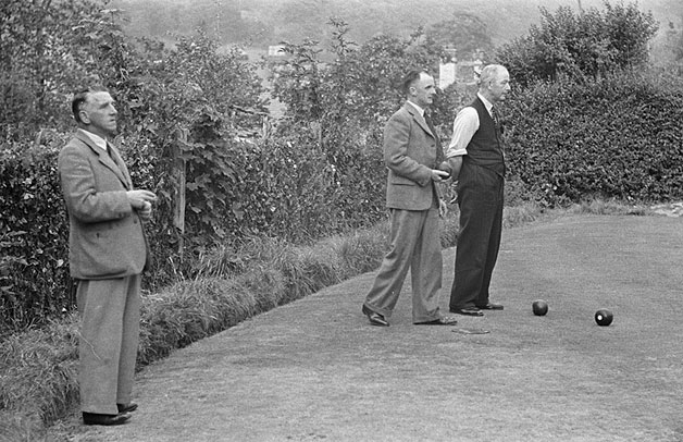 [Llanfyllin Bowls Tournament]