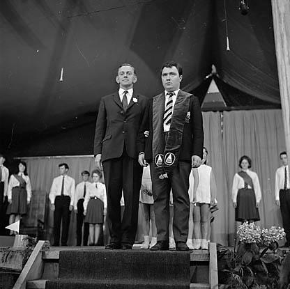 [Eisteddfod Genedlaethol yr Urdd, Caergybi 1966]