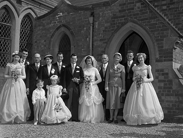 [Whixall wedding]