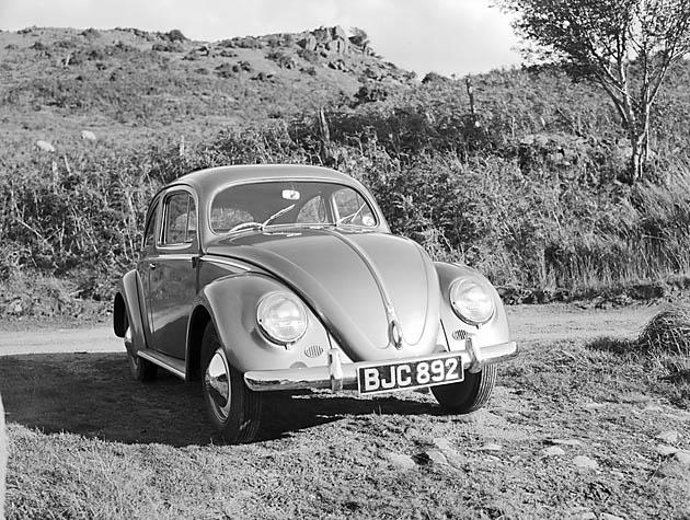[Volkswagen Beetle]
