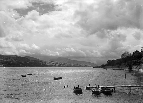 [Bala Lake and the Mawddach Estuary]