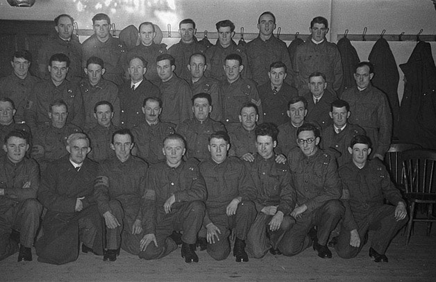 [Tregynon Home Guard]