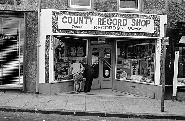 Caernarfon Craft Shops
