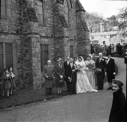 An Anglesey wedding