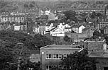 Bangor views and Geoff Charles' house at Brynteg Terrace