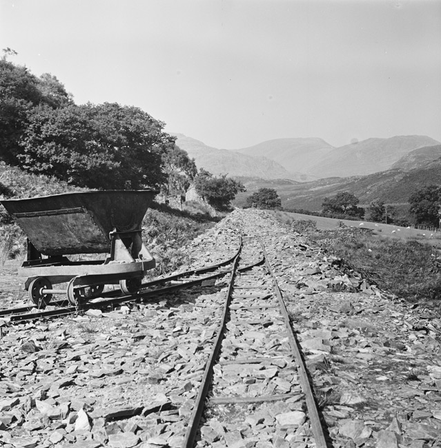 Ffestiniog Railway and deviation
