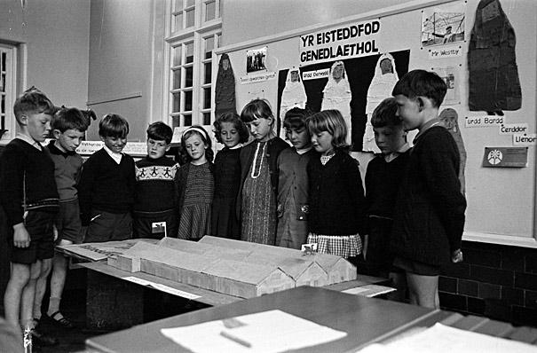 Fflint National Eisteddfod, 1969