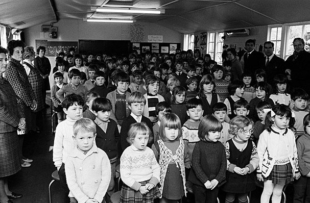 Ysgol Gerlan, Bethesda's centenary