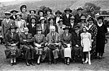 An unidentified group of men and women