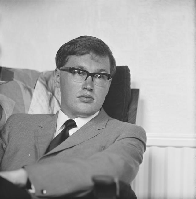 John Charles, Geoff Charles' son