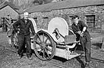 Dinorwig Slate Quarry Museum at Gilfach Ddu Yard, where Llyn Padarn Railway begins
