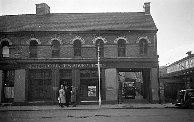 Caxton Press, Oswestry