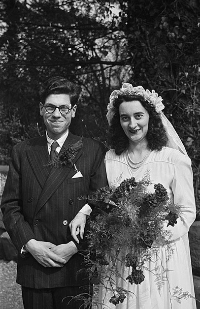 [Three weddings : at Loppington, Wem Congregational Church and Wem Parish Church, Easter 1949]