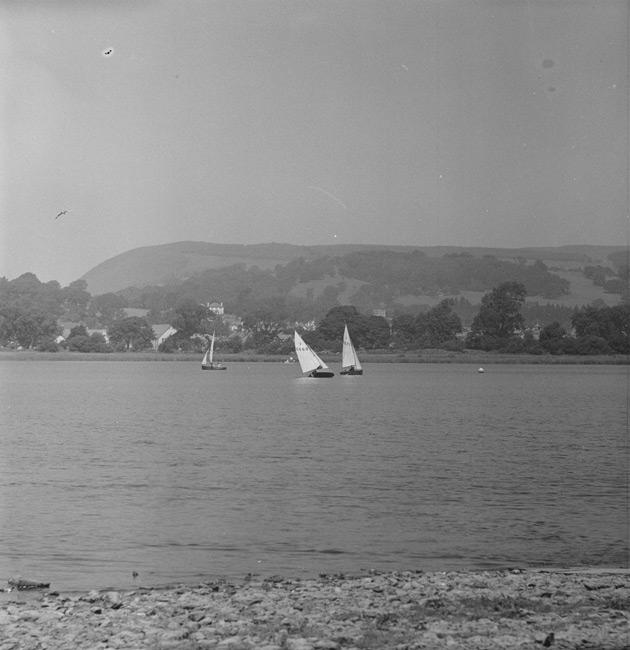 Welsh Schools Sailing Championship, Bala
