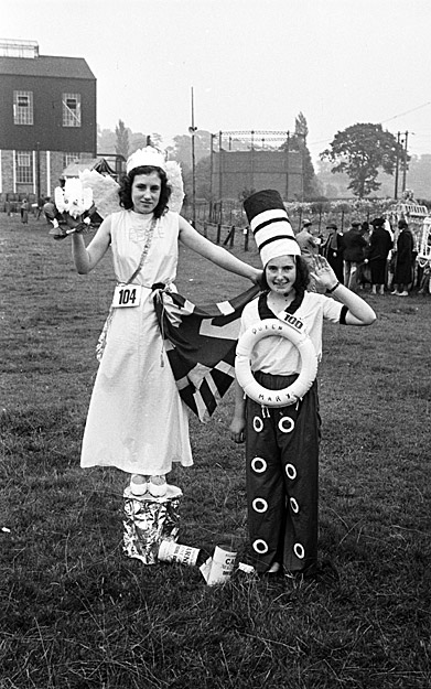 Unidentified carnival