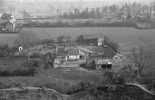 [Rowland Thomas's farm, Underhill, Pant, Oswestry]